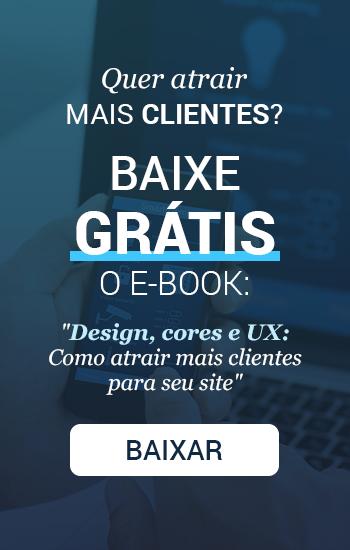 Design, cores e experiência do usuário