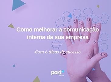 Como melhorar a comunicação interna da sua empresa