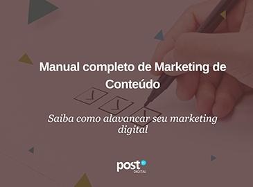 Manual Completo sobre Marketing de Conteúdo