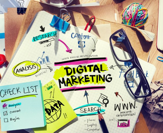 Qual é o esqueleto de uma estratégia de marketing digital eficiente?